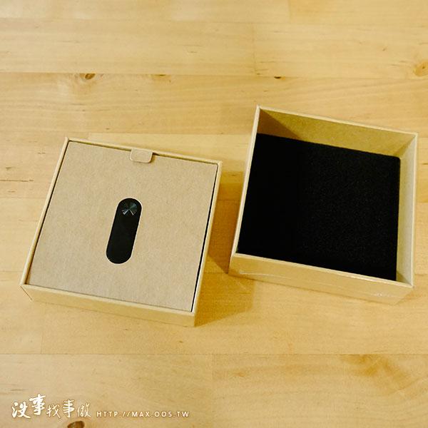 開箱評測-小米手環2