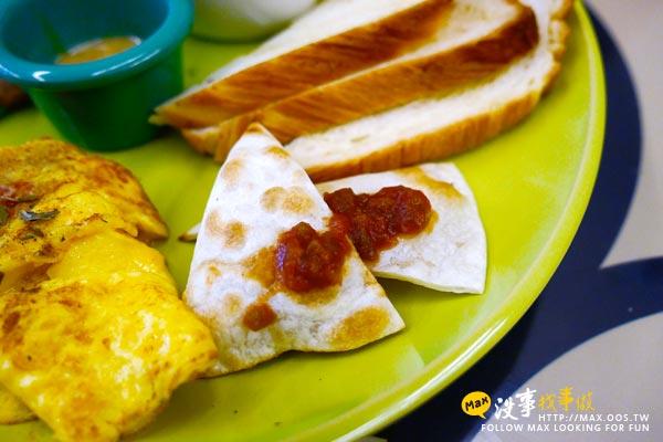 高雄小港-瓦瓦世創意早午餐