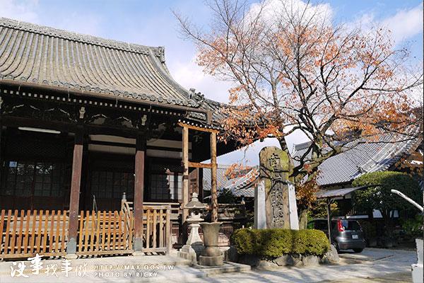 日本京都-淨檀王法林寺