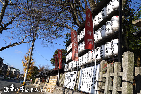 日本京都-岡崎神社
